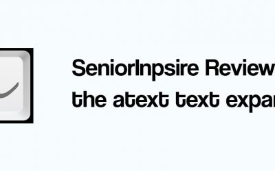 The aText Text Expander