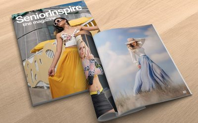 Announcing SeniorInspire The Magazine