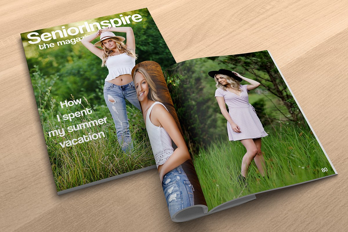 Announcing our Fall Issue of SeniorInspire The Magazine