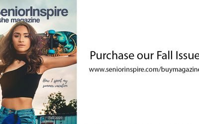 SeniorInspire The Magazine – Fall Issue