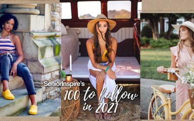 2021 Winners – 100 Senior Photographers to Follow in 2021